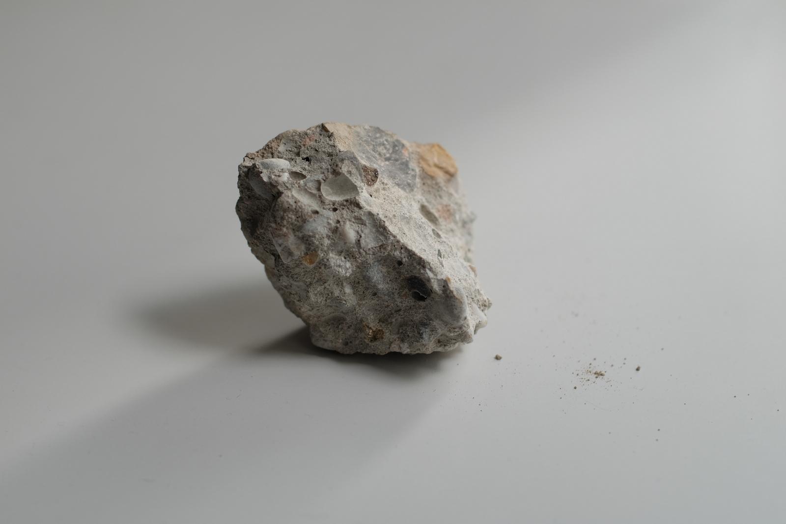 Stein aus dem AFE TURM